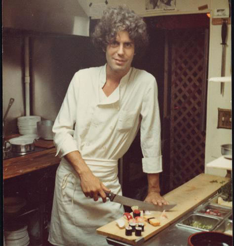Anthony Bourdain Close to the Bone