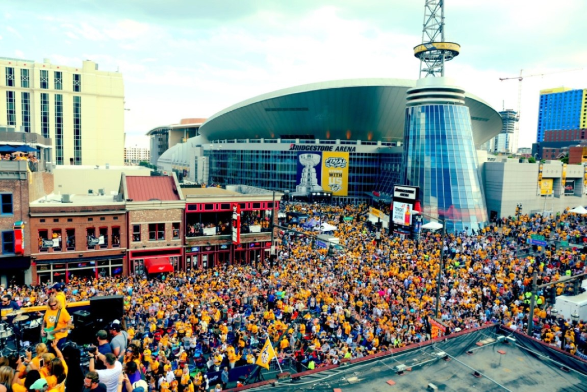 View From The Bandwagon: Reflecting On That Time Nashville Became A Hockey Town